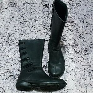 Merrell Mid Calf Boots Captiva Waterproof Ladies 7